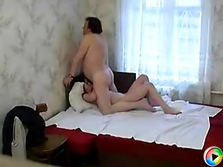 Lovely young pussy falls prey to a hard sex-crazed mature dick